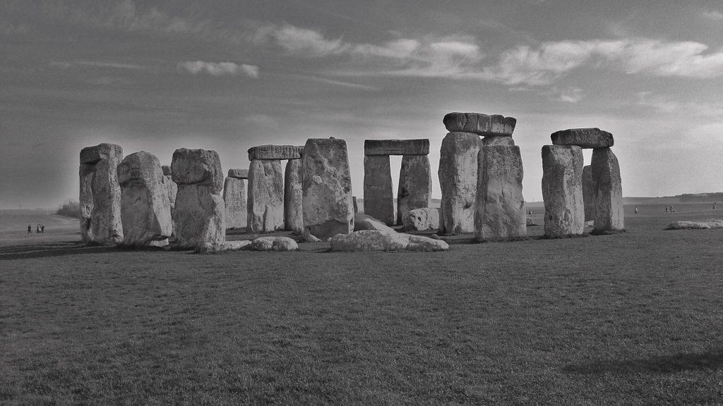 Groupe + Stonehenge